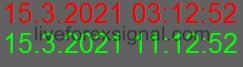 Broker Computer Time Indicator